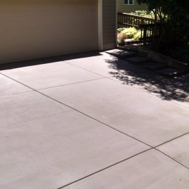 broomed concrete driveway (3)
